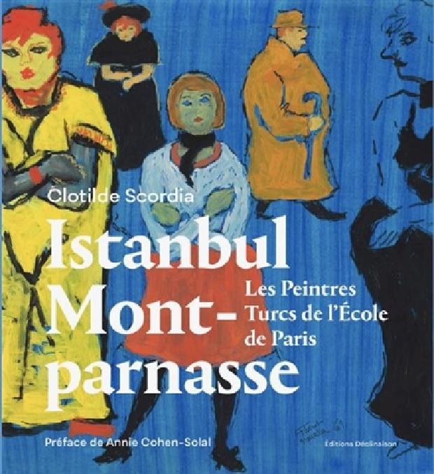 Livre - Istanbul Montparnasse