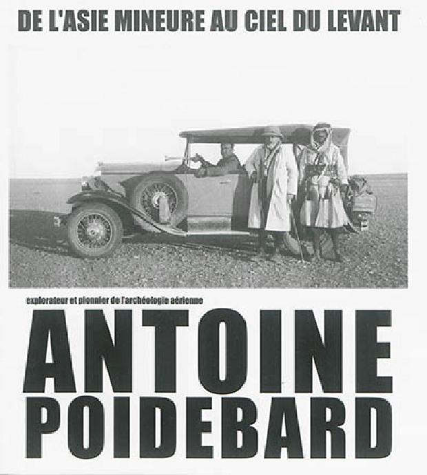 Livre - Antoine Poidebard