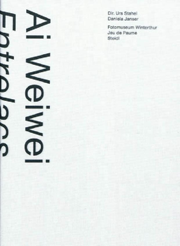 Livre - Ai Weiwei, entrelacs