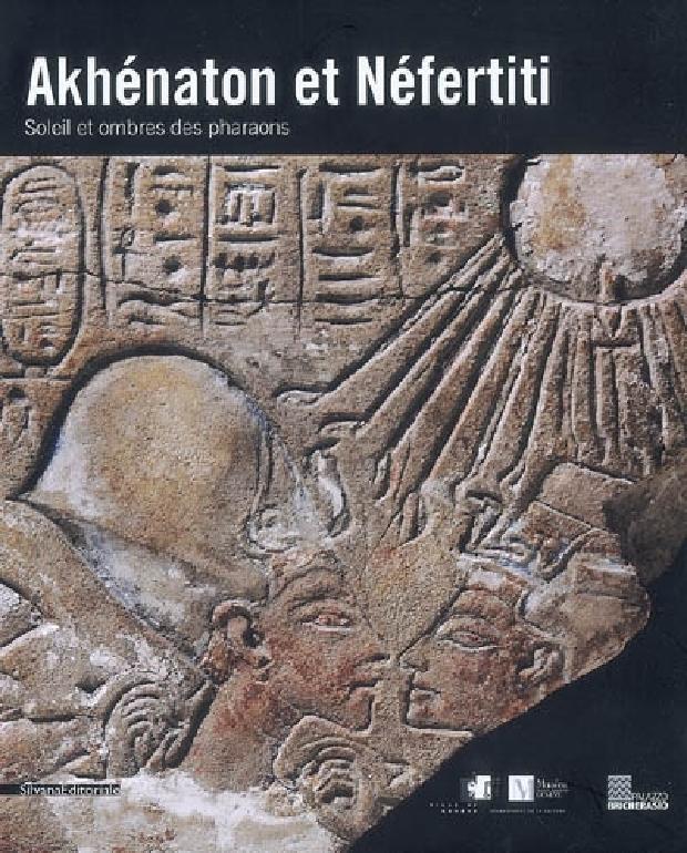 Livre - Akhénaton et Néfertiti