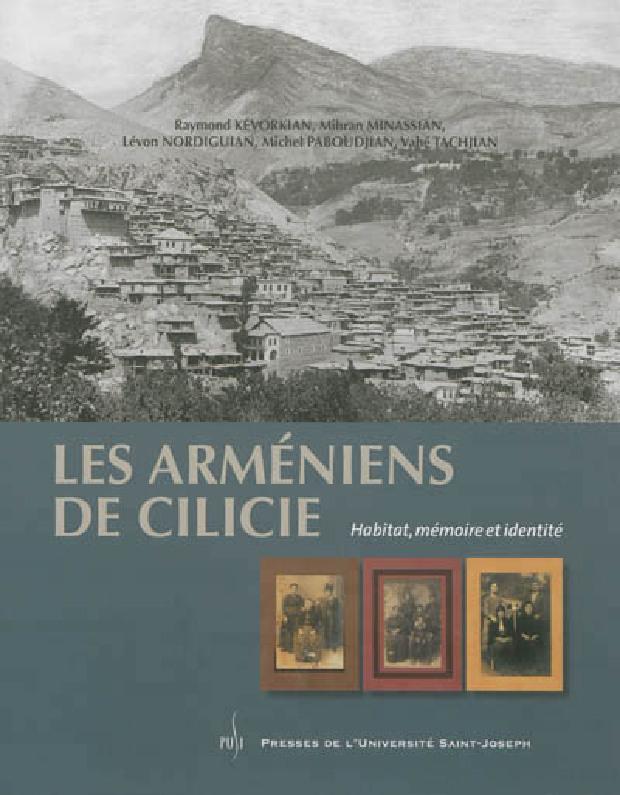 Livre - Les Arméniens de Cilicie