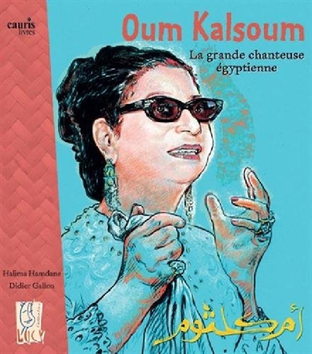 Livre - Oum Kalsoum