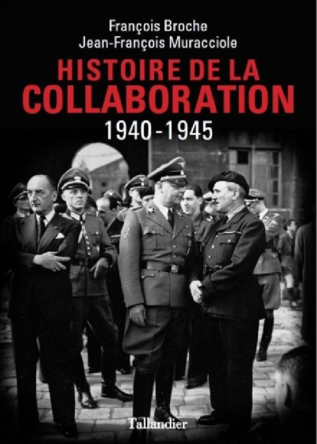 Livre - Histoire de la Collaboration