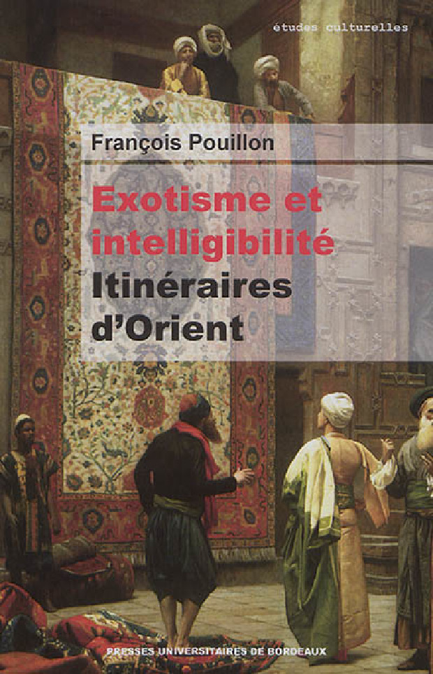 Livre - Exotisme et intelligibilité