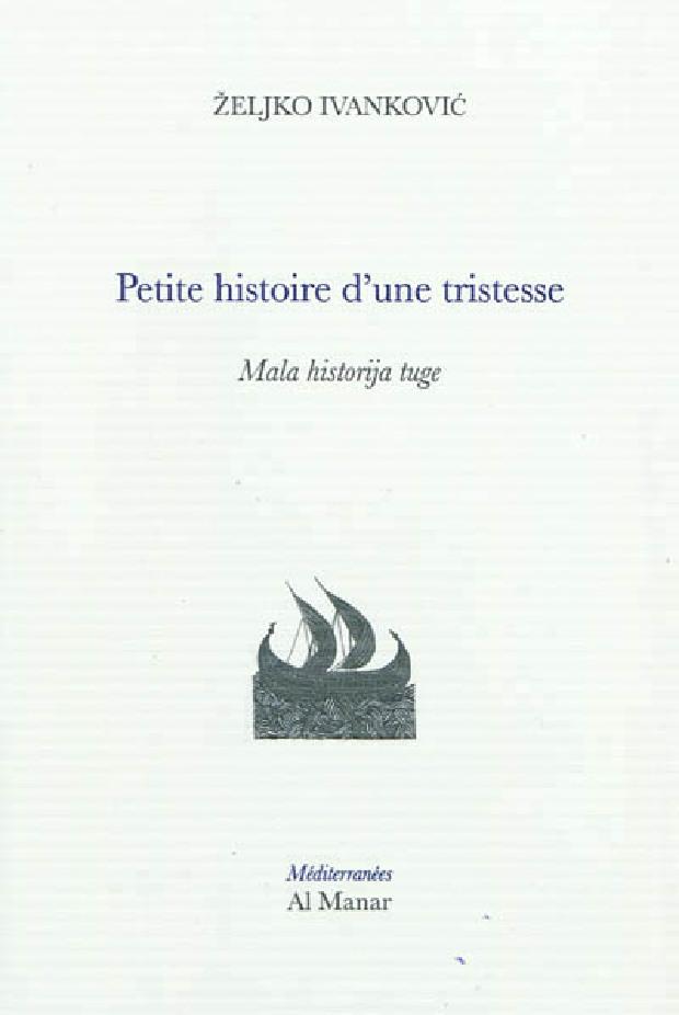 Livre - Petite histoire d'une tristesse