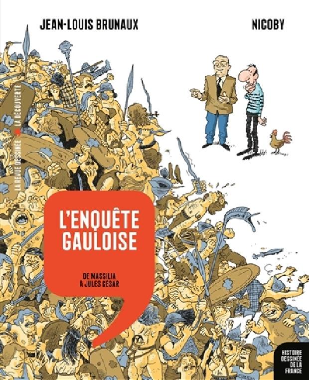 Livre - L'enquête gauloise